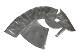 By Astrup Stokpaard Harnas Large voor stokpaard - Zilver