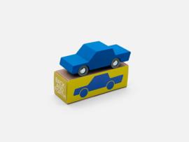 Way to Play Heen en Weer Auto - Blauw