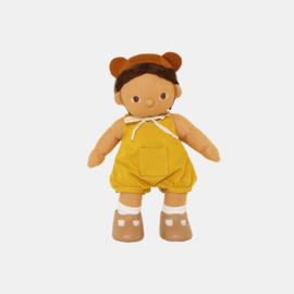 Olli Ella Dinkum Doll Mio Romper Set - Poppenkleren Mio