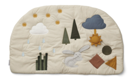 Liewood Sofie Activity Blanket Speelkleed - Shape Mix
