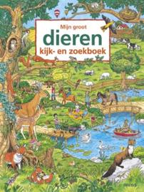 Uitgeverij Deltas Mijn groot Dieren - Zoekboek