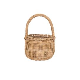 Olli Ella Opbergmand Berry Basket - Natural