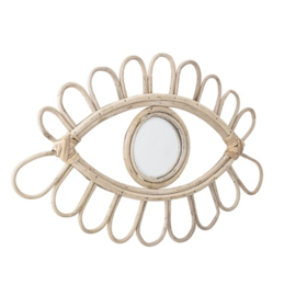 Bloomingville Spiegel Eye - Nature Cane