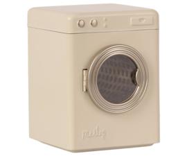 Maileg Poppenhuis Wasmachine - Off White