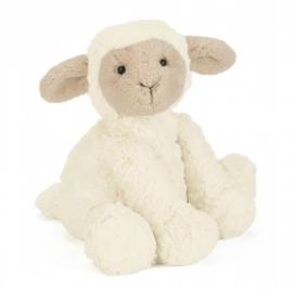Jellycat Fuddlewuddle Lamb - Knuffel Lammetje