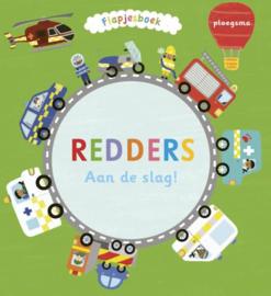 Uitgeverij Ploegsma Redders Aan de Slag - Flapjesboek