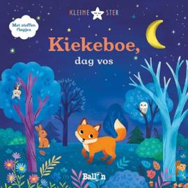 Uitgeverij Standaard Uitgeverij Kiekeboe, dag Vos +1jr
