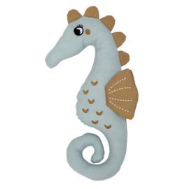Roommate Knuffel Rag Doll Seahorse - Zeepaardje