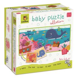Ludattica Puzzel Baby Logic - Zee + 2jaar