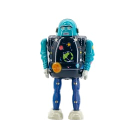 Mr & Mrs Tin Robot - Star Bot