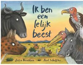 Uitgeverij Gottmer Ik ben een Lelijk Beest - Julia Donaldson