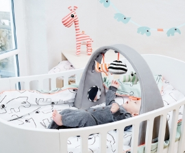 Done by Deer Activity Baby Gym - Grijs