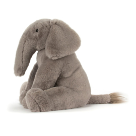 Jellycat Scrumptious Emile Elephant Large - Knuffel Olifant (36 cm)