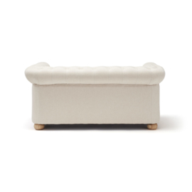 Kids Concept Chesterfield Sofa Bank Small - Beige