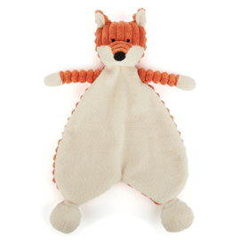 Jellycat Cordy Roy Baby Fox Soother - Knuffeldoek Baby Vos