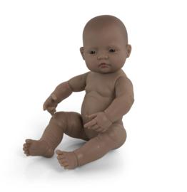 Miniland Babypop Latijns Amerikaans - Girl (40 cm)
