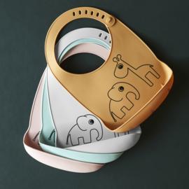 Done by Deer Siliconen Mini Mug Drinkbeker - Roze