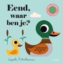 Uitgeverij Gottmer Eend, waar ben je - Ingela Arrhenius +2jr
