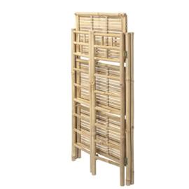 Bloomingville Boekenkast Bookcase Bamboo - Nature