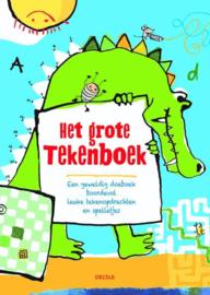 Uitgeverij Deltas Het Grote Tekenboek - Doe Boek
