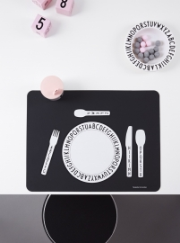 Design Letters Tuit voor op melamine Beker - Roze