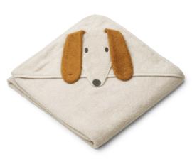 Liewood Augusta Badcape Hond - Dog Sandy