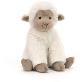 Jellycat Libby Lamb Medium - Knuffel Lammetje