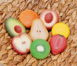 Yellow Door Sensory Play Stenen -  Fruit + 2jr