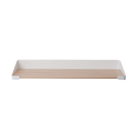 Sebra Embrace Shelf Single - Classic White