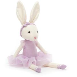 Jellycat Pirouette Bunny Lilac - Knuffel Konijn