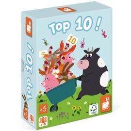 Janod Spel - Top 10! +4jr