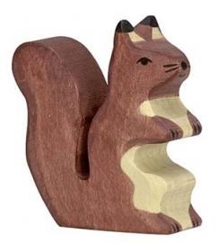 Holztiger Eekhoorn - Bruin (80106)