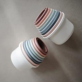 Mushie Stapeltoren Stacking Cups