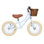 Banwood First Go Girl Balance Loopfiets - Lichtblauw