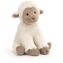 Jellycat Libby Lamb Small - Knuffel Lammetje