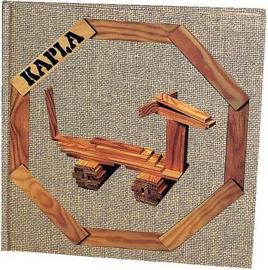 KAPLA Boek Bruin Volume 4 - 3 - 99 jaar