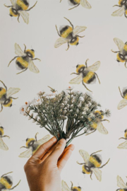 Urban Walls Muurstickers - BumbleBee Bijen (50 stickers)