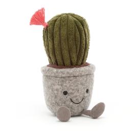 Jellycat Silly Succulent Cactus - Knuffel Cactus (19 cm)