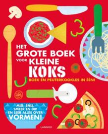 Uitgeverij Lannoo Het Grote Boek voor Kleine Koks