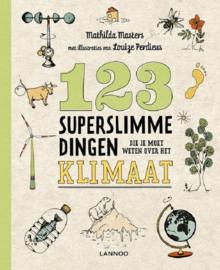 Uitgeverij Lannoo 123 Superslimme Dingen die je moet weten over het Klimaat - Mathilda Masters