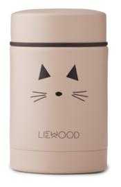 Liewood Nadja Food Jar - Cat Rose  (250 ml)