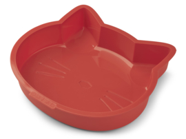 Liewood Cakevorm Amory Cake Pan - Cat Apple Red