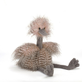 Jellycat Knuffel Struisvogel - Odette (49 cm)