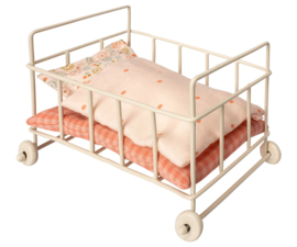 Maileg Metal Bed Cot Micro