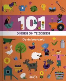 Uitgeverij Standaard Uitgeverij 101 Dingen om te zoeken op de Boerderij +2jr