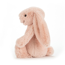 Jellycat Bashful Bunny Blush - Knuffel Konijn Blush Roze (31 cm)