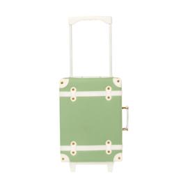 Olli Ella See-Ya Suitcase Reiskoffer - Sage