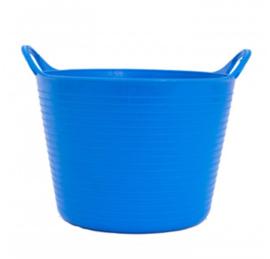Crafty Ponies Voer of Water bakje - Blauw