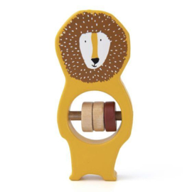 Trixie Houten Rammelaar - Mr. Lion
