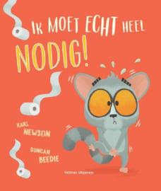 Uitgeverij Veltman Ik moet echt heel nodig !  +2jr
